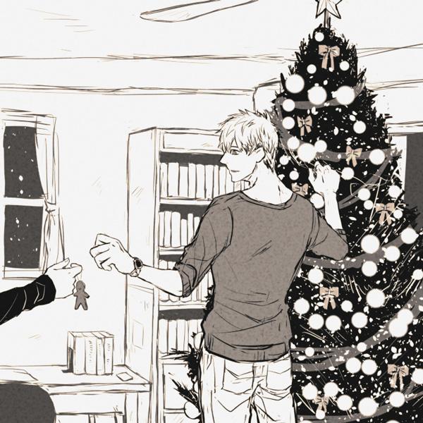クリスマス:ゼノン・キングストンの場合