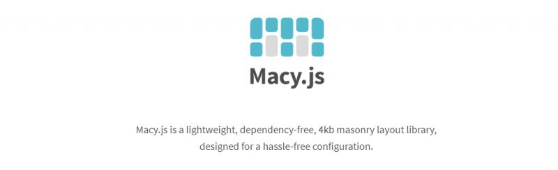 Macy.js
